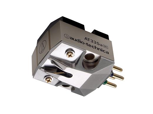 Головки звукоснимателя Audio Technica AT-33SA