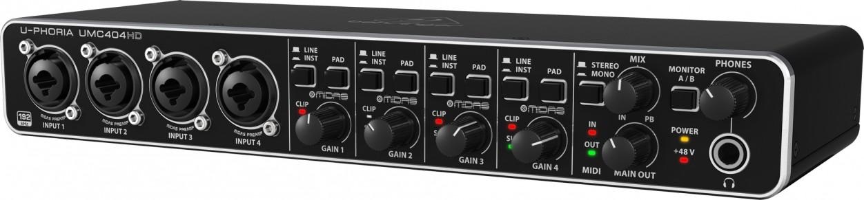 MIDI интерфейсы и панели управления Behringer, арт: 121864 - MIDI интерфейсы и панели управления