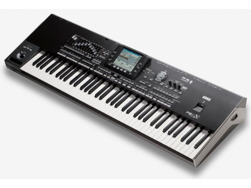 Синтезаторы и Пианино KORG Pa3X-61 korg pa3x 76