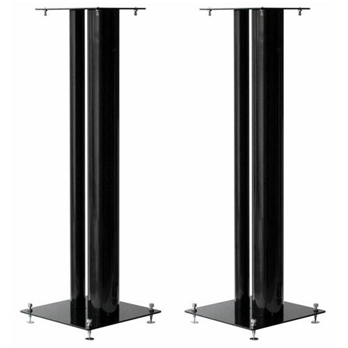 Стойки под акустику NorStone Stylum 3 (высота 80 см) black