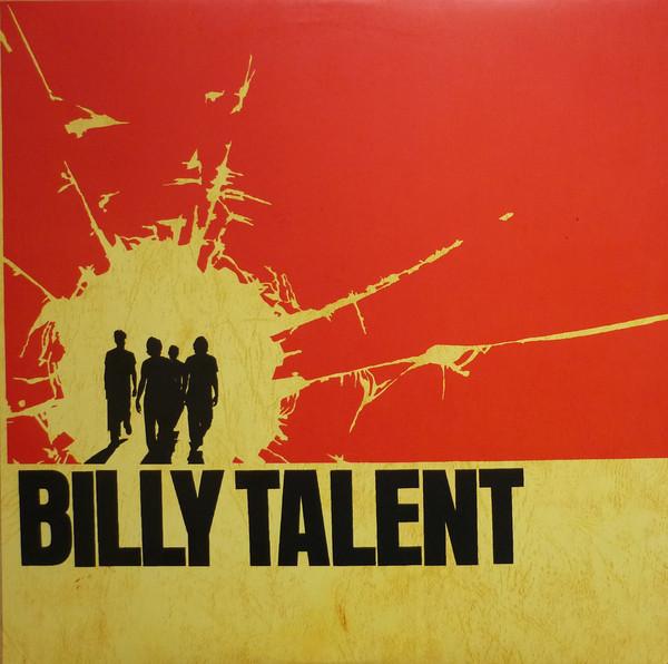 Виниловые пластинки Billy Talent BILLY TALENT