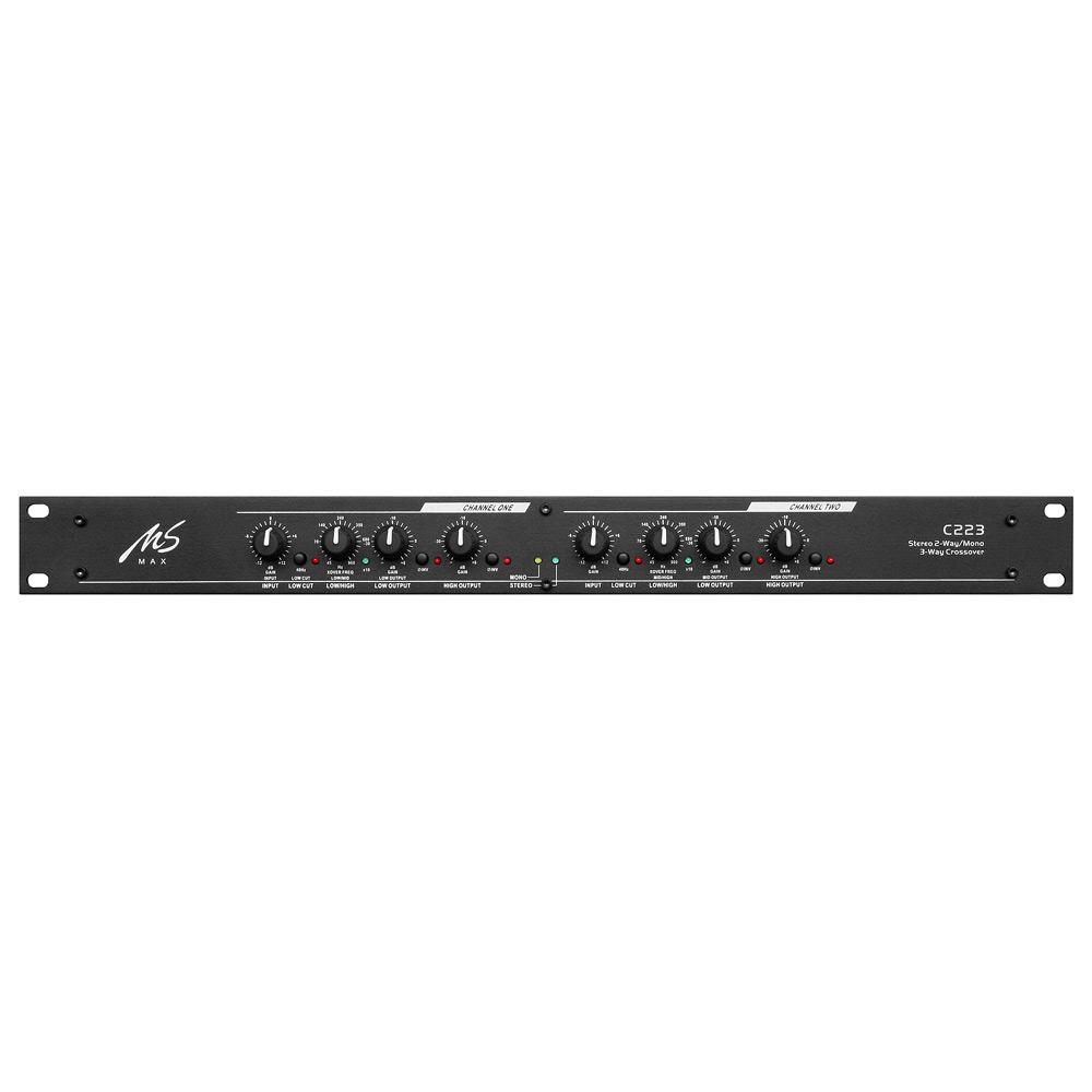 Приборы обработки звука MS-MAX