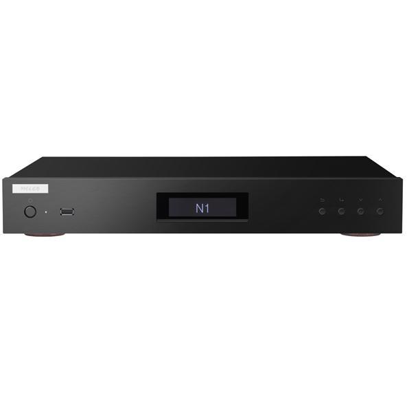 Сетевые аудио проигрыватели  Melco HA-N1AH40BK