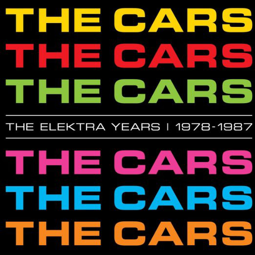 Виниловые пластинки The Cars