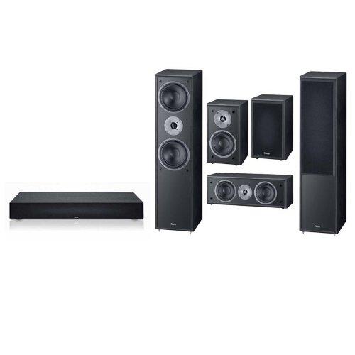 Комплекты акустики Magnat MS 812-II black + Sounddeck 100