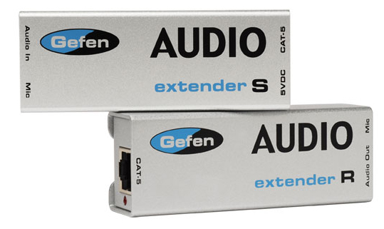 ��������� ����������� � ��������� Gefen EXT-AUD-1000-R
