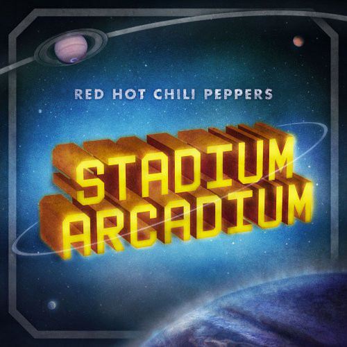 Виниловые пластинки Red Hot Chili Peppers