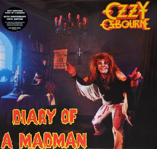 Виниловые пластинки Ozzy Osbourne DIARY OF A MADMAN (180 Gram)