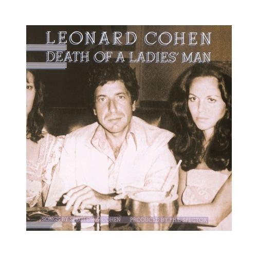 Виниловые пластинки Leonard Cohen DEATH OF A LADIES MAN (180 Gram) виниловые пластинки joni mitchell ladies of the canyon