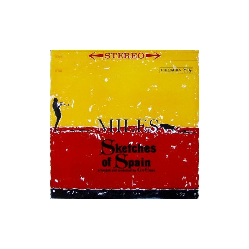 Виниловые пластинки Miles Davis SKETCHES OF SPAIN (180 Gram) miles davis miles davis kind of blue