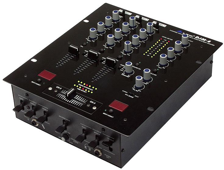 DJ-микшеры Alto