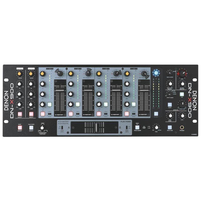 DJ-микшеры Denon DN-X900E2