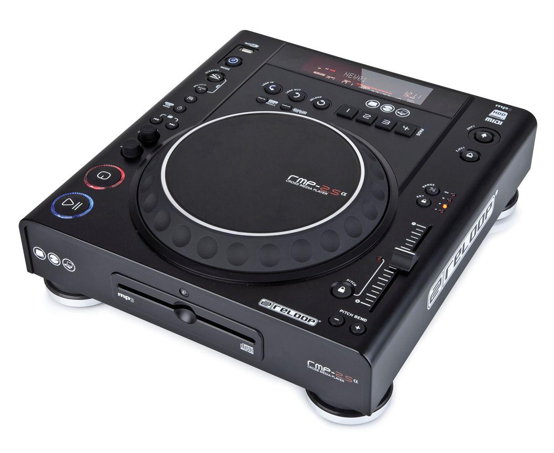 DJ-проигрыватель