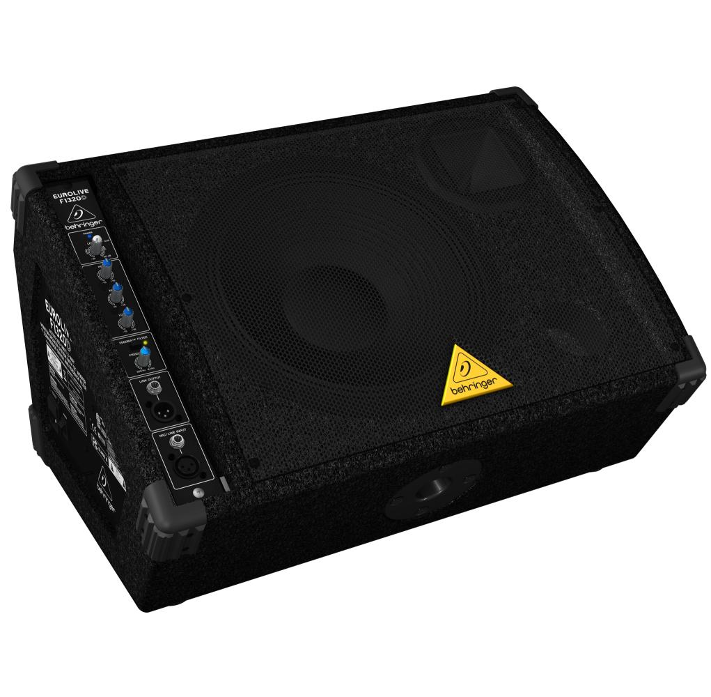 2 полосная акустическая система схема