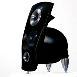 Полочная акустика EBTB Terra MK3 Piano Black