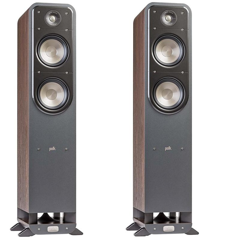 Напольная акустика Polk Audio Signature S55 brown гарнитура polk audio buckle brown