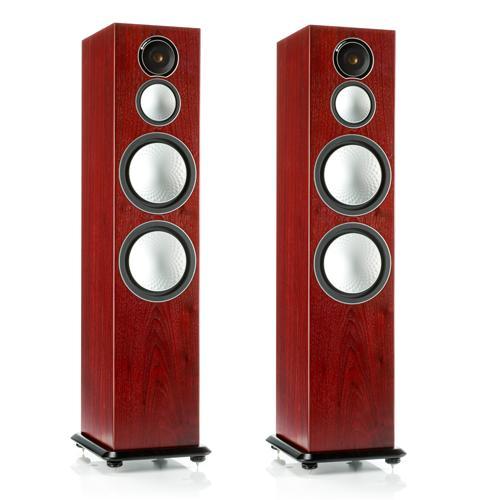 Напольная акустика Monitor Audio Silver 10 rosewood тройной стеклодомкрат santool 032533