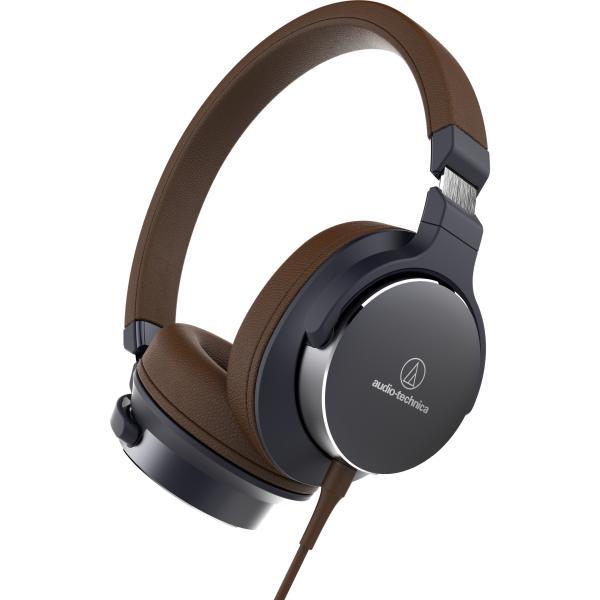 Наушники Audio Technica ATH-SR5 brown
