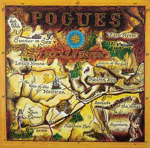Виниловые пластинки The Pogues HELL'S DITCH (180 Gram) виниловые пластинки joni mitchell ladies of the canyon