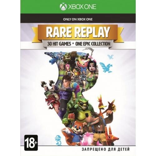 Microsoft Игра для Xbox One Rare Replay (18+)