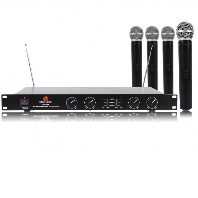 Радиосистемы Arthur Forty AF-104, PSC (VHF)