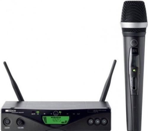 Микрофоны AKG PULT.ru