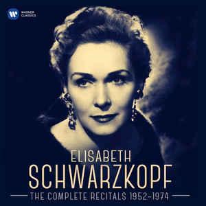 Виниловые пластинки Elisabeth Schwarzkopf RICHARD STRAUSS / VIER LETZTE LIEDER (180 Gram) richard strauss karl bohm salome