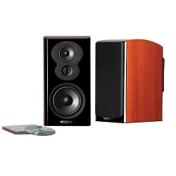 Полочная акустика Polk Audio LSi M703 cherry (пара)