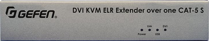 Мультирум контроллеры и усилители Gefen EXT-DVIKVM-ELR