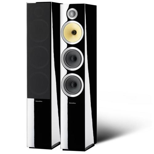 Напольная акустика B&W CM8 S2 gloss black