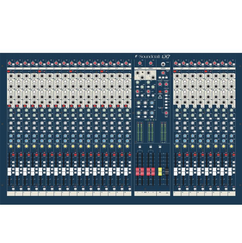 Микшерные пульты Soundcraft SPIRIT LX7ii 24CH