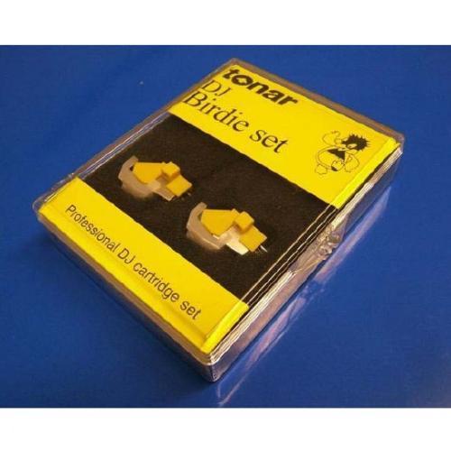 Аксессуары для виниловых проигрывателей Tonar Birdie DJ Set (2 шт) tonar birdie dj set 2 шт