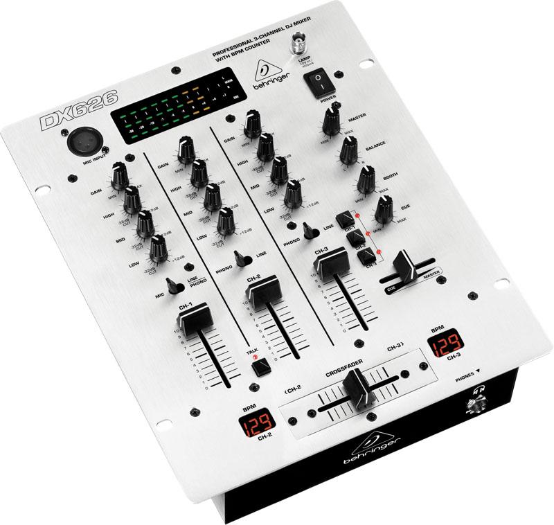 DJ-микшеры Behringer от Pult.RU