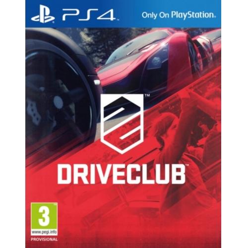 Sony Игра для PS4 Driveclub, русская версия eyes open 3 presentation plus dvd rom