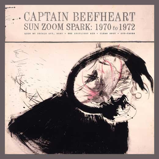 Виниловые пластинки Captain Beefheart