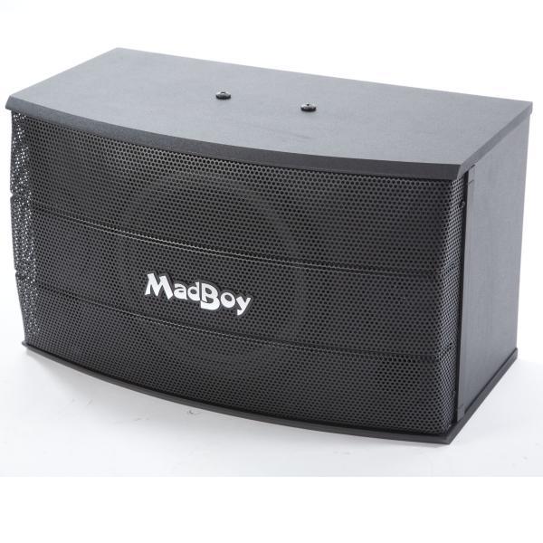 Полочная акустика MadBoyПолочная акустика<br>Колонки MadBoy SCREAMER-310 - Пара пассивных колонок с отличным звучанием. Наконец -то! Создана акустическая система для использования именно в караоке. Больше не нужно использовать не совсем подходящие, а точнее, совсем не подходящие для караоке колонки уровня Hi-Fi, или акустические системы для игры на музыкальных инструментах. У вас есть именно то, что нужно - любитель караоке! Вы хотите гордиться своей акустической системой? Хотите, чтобы гости, начав исполнять у вас дома песню широко закатывали глаза от чистейшего, &amp;amp;amp;quot;прозрачного&amp;amp;amp;quot; звучания? Специально для этого Madboy создал колонки SCREAMER-310. Дизайнерское решение радует взор, как собственно, вся продукция Madboy. Система басс-рефлекс Возможность установки на стойки и крепления на стену или потолок Металлические защитные решетки Частотный диапазон 40 Гц - 20 кГц Импеданс 8 &amp;amp;Omega; Чувствительность 90 дБ Тип Пассивные колонки (басс-рефлекс) Выходная мощность 2х150 Peak, 2x120 RMS Коэффициент гармонических искажений 1 % Аудио входы Винтовой зажим Акустический кабель в комплекте Нет Цвет Черный Размер 30 см (В) х 50 см (Ш) x 29 см (Г) - 1 шт. Размер в упаковке 69 см (В) х 61 см (Ш) х 39 см(Г) Вес 10.8 кг - 1 шт Вес брутто 23 кг Материал Дерево/металл<br><br>Страна (главный офис): Финляндия<br>Тип: Пассивные колонки (басс-рефлекс)<br>Серия: SCREAMER<br>Максимальная мощность, Вт: 180<br>Ширина, мм: 500<br>Чувствительность, дБ/Вт/м: 90<br>Производитель: MadBoy<br>Wi-Fi: нет<br>Высота, мм: 300<br>Глубина, мм: 290<br>AirPlay: нет<br>Bluetooth: нет<br>Цвет: черный<br>Минимальная рекомендуемая мощность, Вт: 90<br>Минимальная частота, Гц: 40<br>Максимальная частота, Гц: 20000<br>Сопротивление, Ом: 8<br>Количество динамиков: 3<br>Тип ВЧ динамика: купольный<br>Тип НЧ динамика: конусный<br>Размер ВЧ динамика №1, в дюймах: 3.2<br>Размер НЧ динамика, в дюймах: 10<br>Цвет пылезащитной сетки: черный<br>Количество полос: 2<br>Вес (для акустики