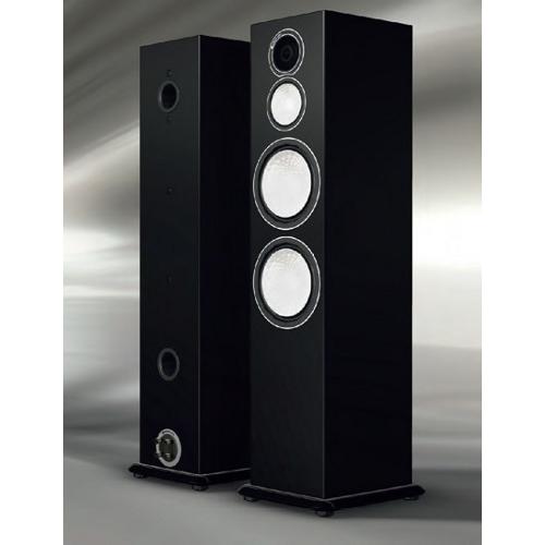 Напольная акустика Monitor Audio Silver 10 black oak настенный светильник ideal lux soda ap2 idlx 105727