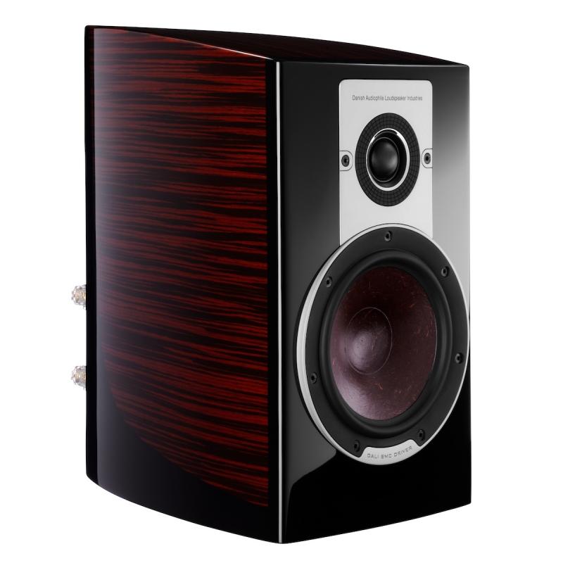 Полочная акустика Dali EPICON 2 ruby macassar high gloss акустика центрального канала piega classic center large macassar high gloss