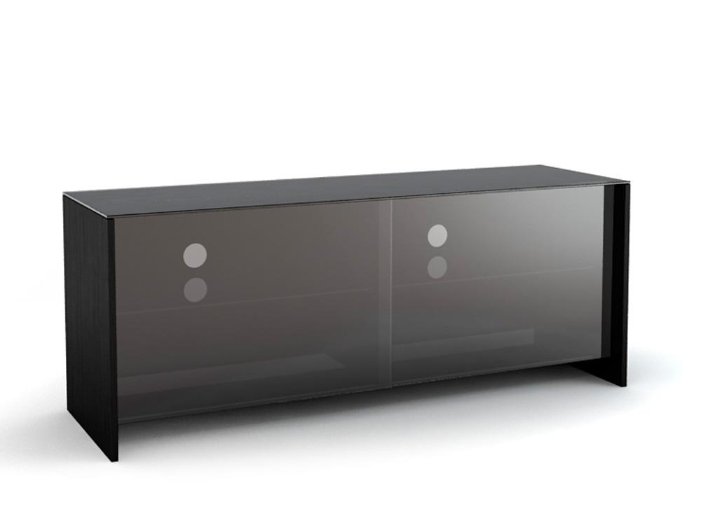 Подставки под телевизоры и Hi-Fi MD 522.1310 черный/дымчатое стекло стойка metaldesign md 552 planima черный дымчатое стекло