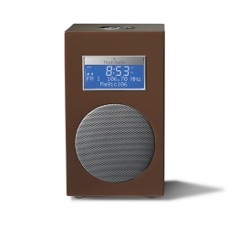 Model 10 Clock Radio Chesnut Brown/Silver (M10CB) PULT.ru 12990.000