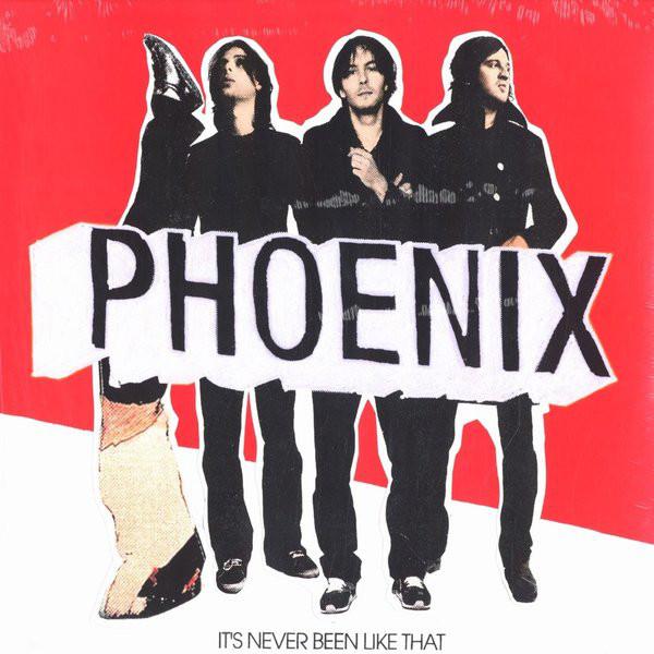 Виниловые пластинки Phoenix IT'S NEVER BEEN LIKE THAT