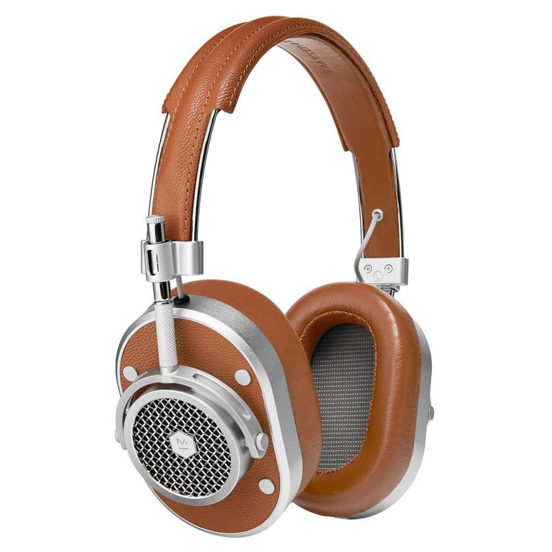 Наушники Master&Dynamic MH40S2 Brown/Silver
