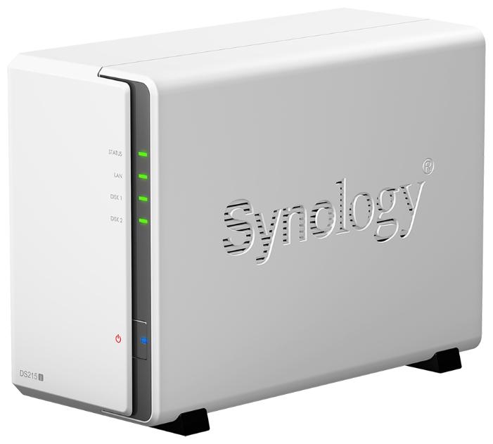 Жесткие диски и сетевые накопители Synology
