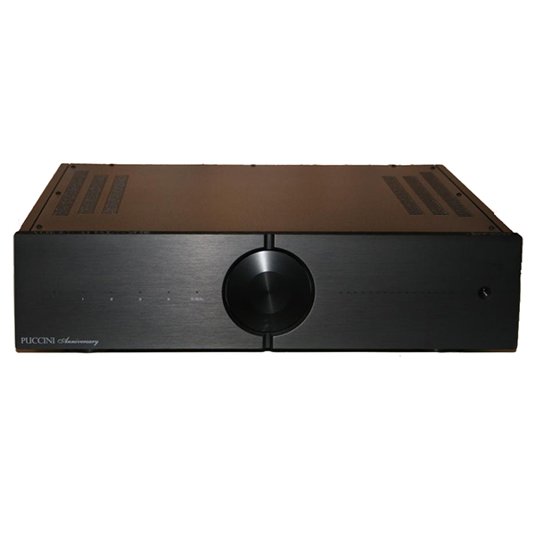 Audio analogue puccini anniversary black tm 1014 analogue bargraph
