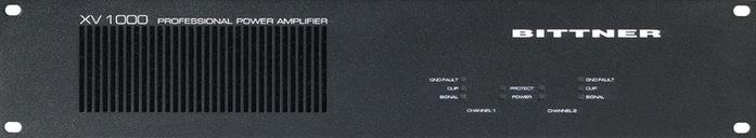 Концертные усилители Bittner Audio