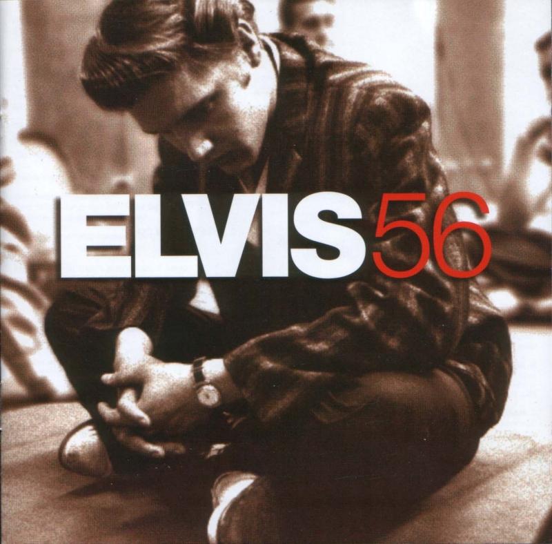 Виниловые пластинки Elvis Presley ELVIS 56 (180 Gram/Remastered/Gatefold)