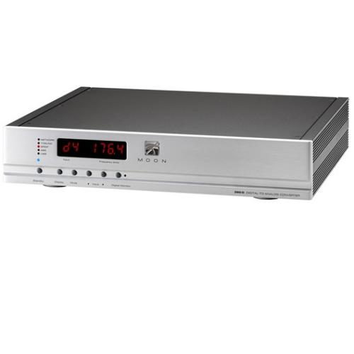 ЦАП (audio dac) Sim Audio Moon NEO 380D V Mind silver