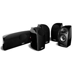 Комплекты акустики Polk Audio TL150 black комплект акустики 5 0 polk audio tl250 black
