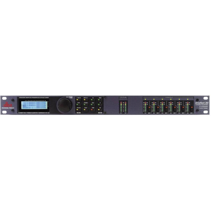 Приборы обработки звука DBX, арт: 163226 - Приборы обработки звука