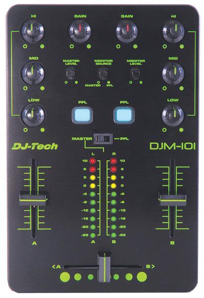 DJ-микшеры DJ-Tech от Pult.RU